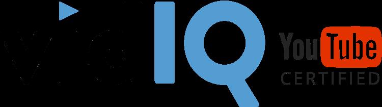 vidIQ is a YouTube audience development and management suite. (Image: vidIQ Logo)